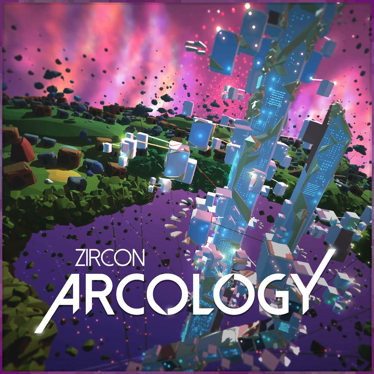 Zircon Arcology Andrew Aversa Remix Tilt Brush VR cover