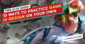 GAME UI DESIGN COURSE Metroid Prime cover thumb
